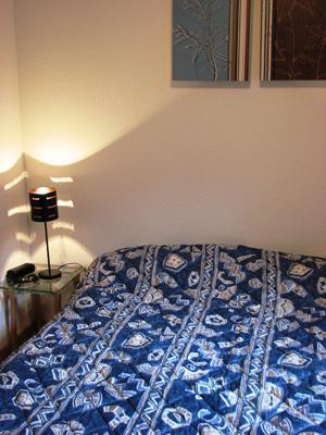 Аренда на лыжном курорте Апартаменты 4 комнат 8 чел. - Résidence Orelle 3 Vallées By Résid&Co - Orelle - Двухспальная кровать