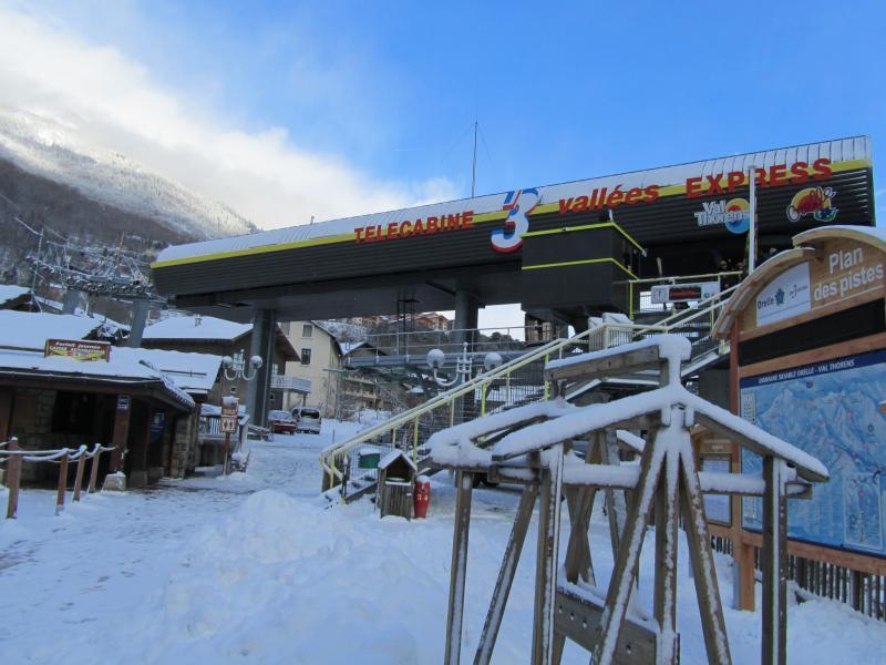 Location au ski Résidence Orelle 3 Vallées By Résid&Co - Orelle - Extérieur hiver