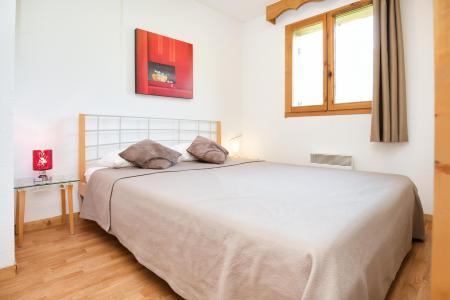 Rent in ski resort Le Hameau des Eaux d'Orelle - Orelle - Bedroom