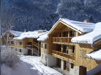Rent in ski resort Résidence Orelle 3 Vallées By Résid&Co - Orelle - Winter outside