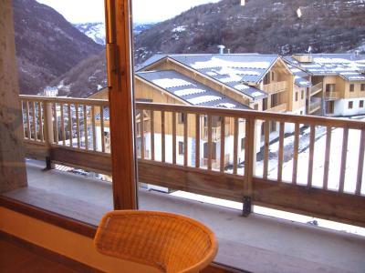 Аренда на лыжном курорте Résidence Orelle 3 Vallées By Résid&Co - Orelle - Балкон