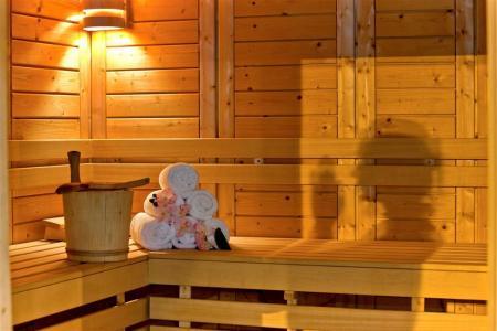 Location au ski Résidence Orelle 3 Vallées By Résid&Co - Orelle - Sauna