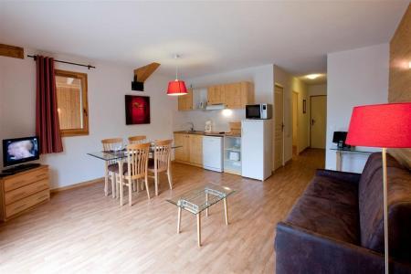 Location au ski Appartement 3 pièces 6 personnes - Résidence Orelle 3 Vallées By Résid&Co