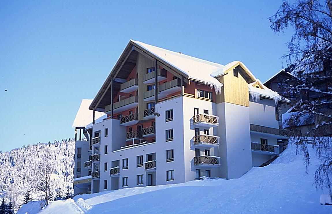 Location appartement au ski Residence Couleurs Soleil