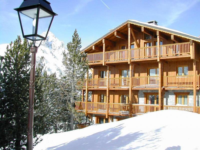 Location au ski Residence Chalet Des Neiges - Oz en Oisans - Extérieur hiver