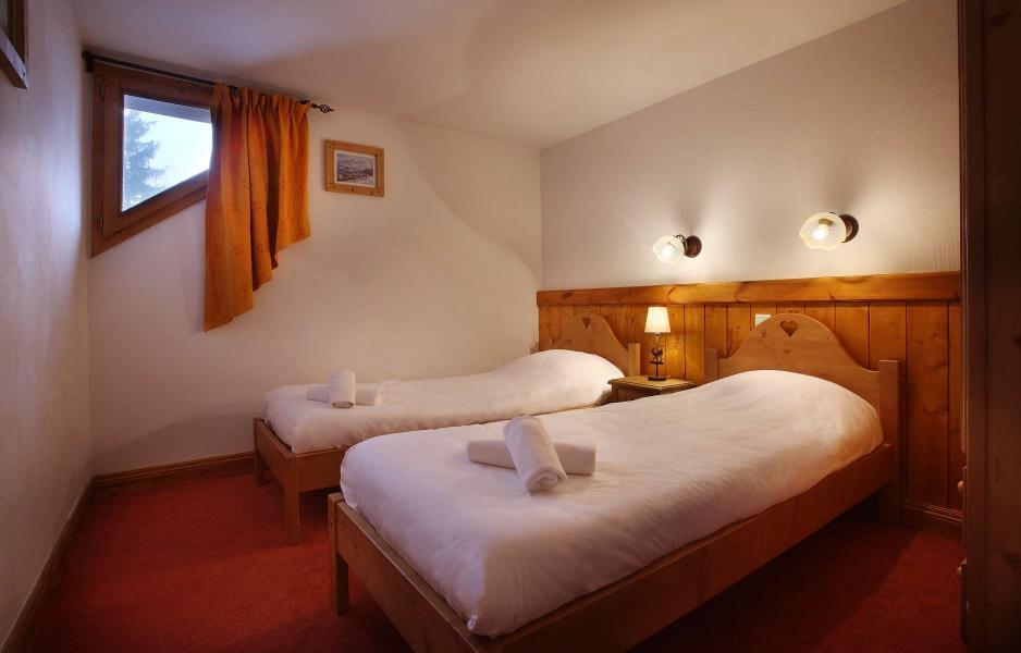 Location au ski Résidence Chalet des Neiges - Oz en Oisans - Chambre