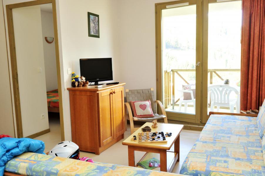 Location au ski Residence Couleurs Soleil - Oz en Oisans - Tv