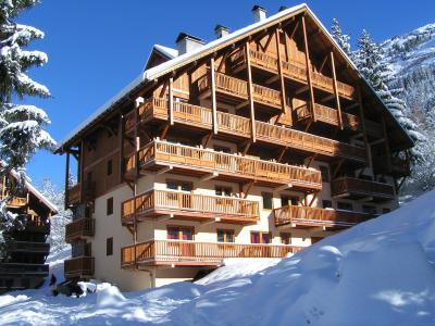 Rental Oz en Oisans : Résidence Chalet des Neiges winter