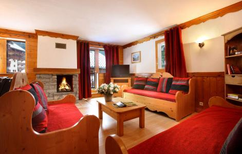 Location au ski Residence Chalet Des Neiges - Oz en Oisans - Banquette