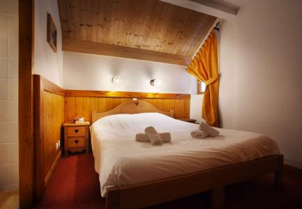 Location au ski Residence Chalet Des Neiges - Oz en Oisans - Chambre mansardée