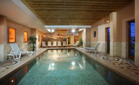 Location au ski Residence Chalet Des Neiges - Oz en Oisans - Piscine