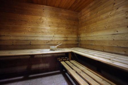 Location au ski Résidence Chalet des Neiges - Oz en Oisans - Sauna