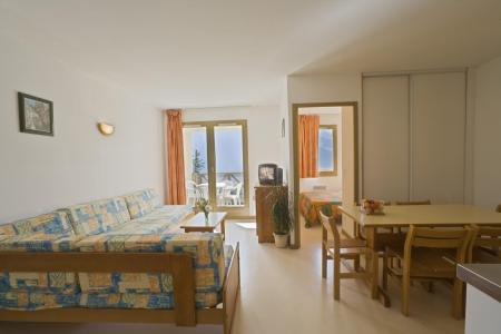 Location au ski Appartement 2 pièces cabine 6 personnes - Residence Couleurs Soleil - Oz en Oisans - Séjour