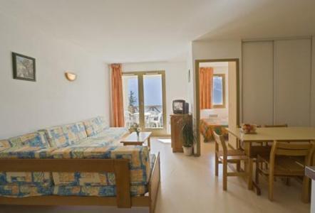 Location au ski Appartement 2 pièces cabine 7 personnes - Residence Couleurs Soleil - Oz en Oisans - Séjour