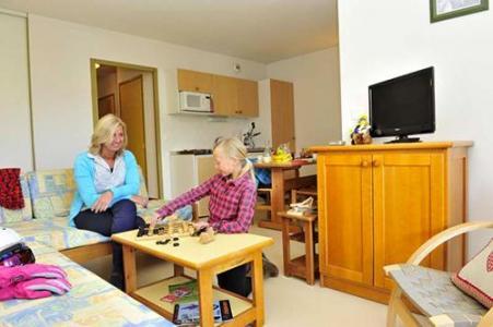 Location au ski Residence Couleurs Soleil - Oz en Oisans - Tv à écran plat