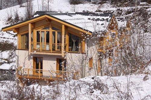 Ski hors saison Chalet Des Domaines De La Vanoise