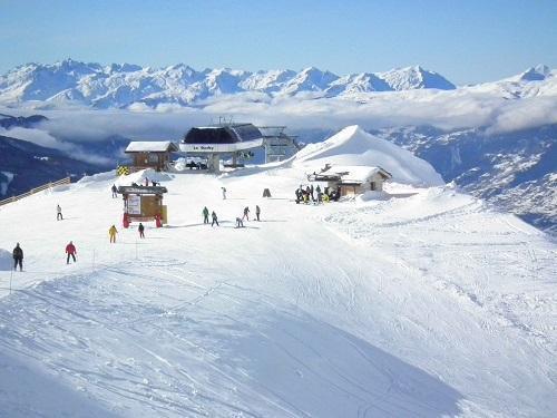 Location Chalet Des Domaines De La Vanoise hiver