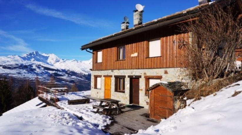Location au ski Chalet Le Tyrolien - Peisey-Vallandry