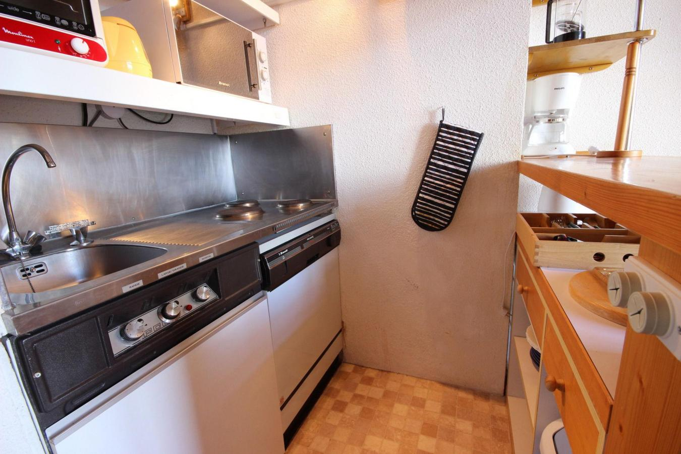 Location au ski Appartement triplex 3 pièces 6 personnes (308) - Residence Arc En Ciel - Peisey-Vallandry