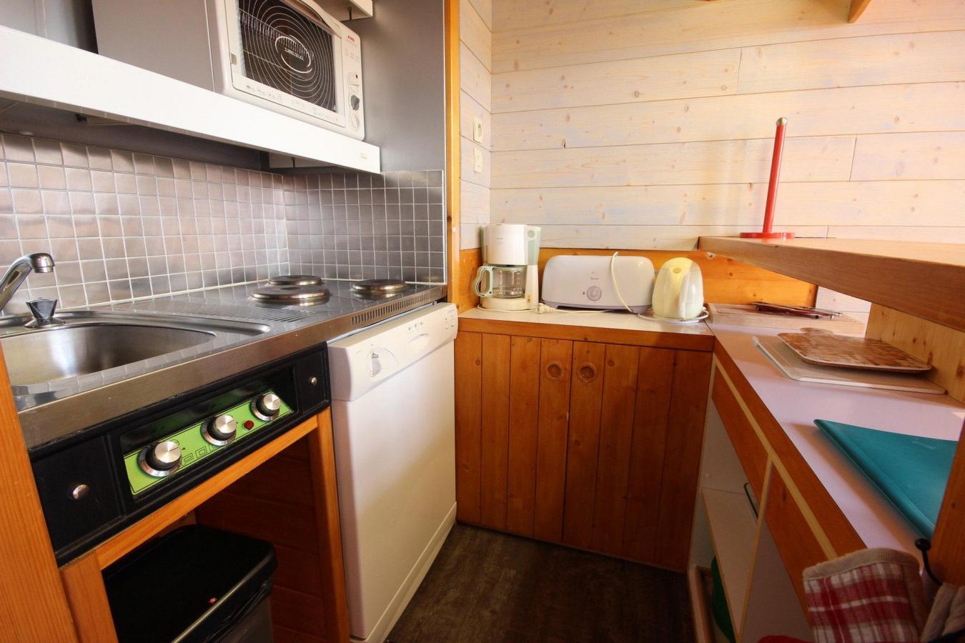 Location au ski Appartement 3 pièces 6 personnes (003) - Residence Arc En Ciel - Peisey-Vallandry
