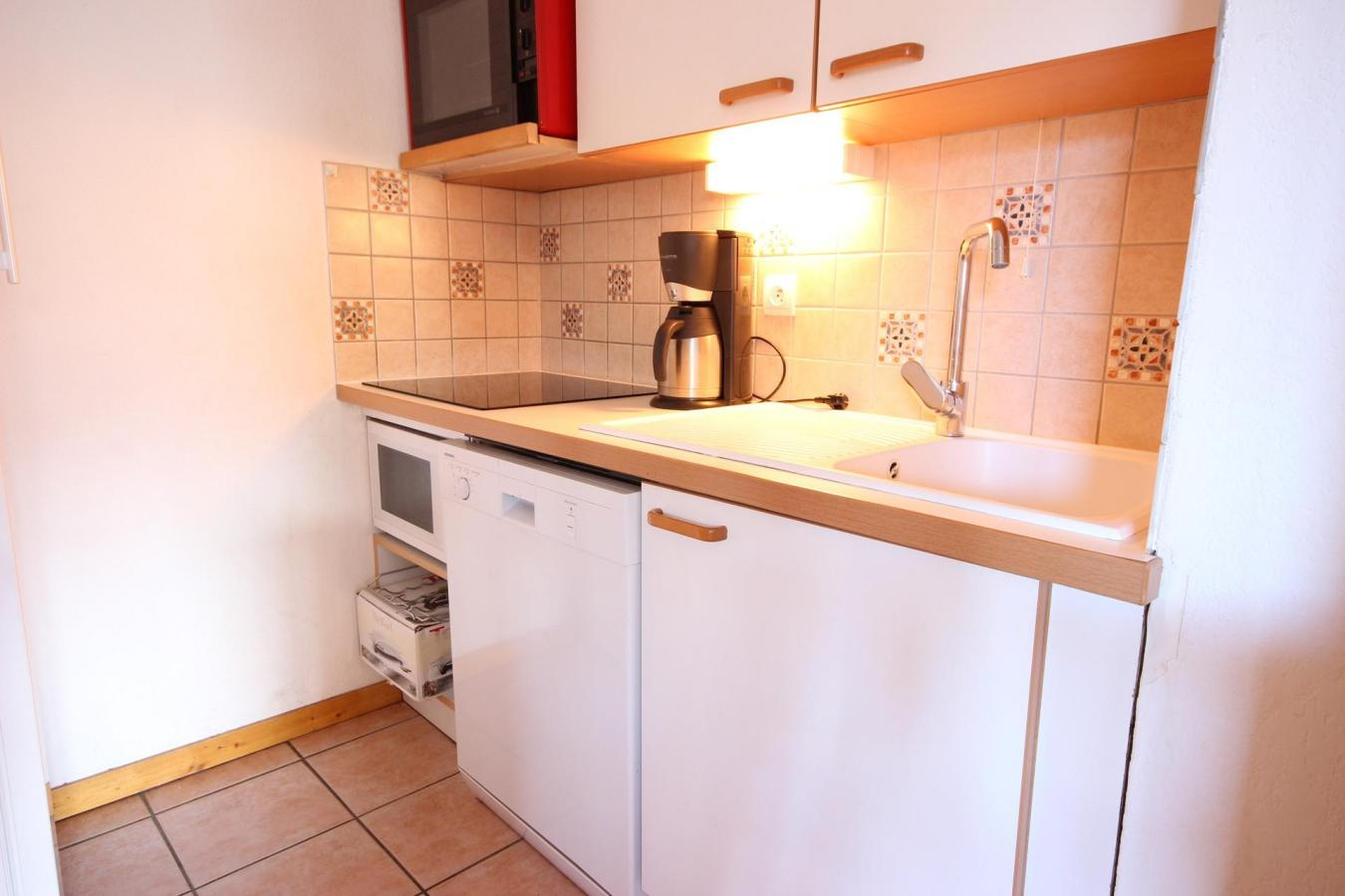 Location au ski Appartement 3 pièces 8 personnes - Residence Edelweiss - Peisey-Vallandry