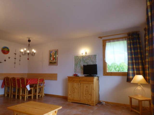 Location au ski Appartement 3 pièces cabine 6 personnes (20) - Residence Epilobes - Peisey-Vallandry
