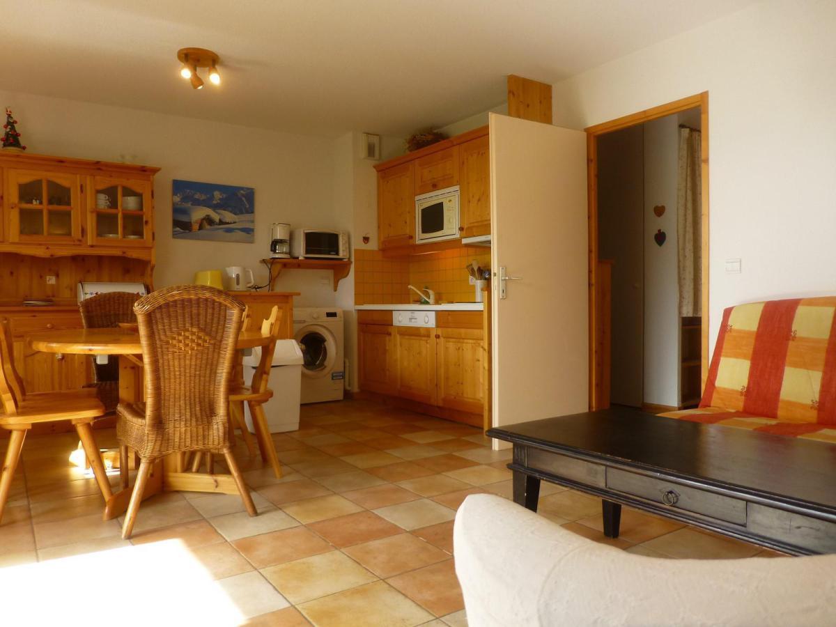 Location au ski Appartement 3 pièces 7 personnes (3302) - Residence Epilobes - Peisey-Vallandry - Canapé-lit