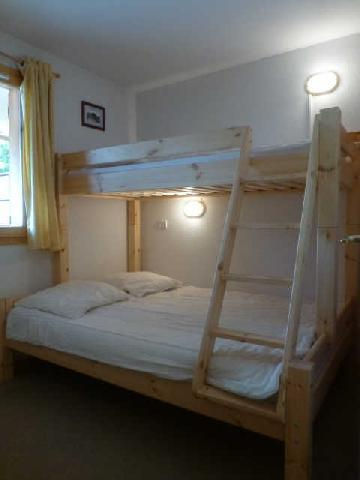 Location au ski Appartement 3 pièces 7 personnes (3302) - Residence Epilobes - Peisey-Vallandry - Lits superposés
