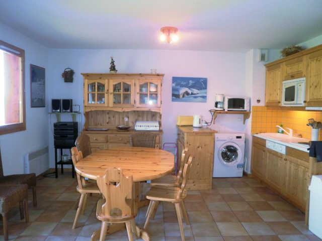 Location au ski Appartement 3 pièces 7 personnes (3302) - Residence Epilobes - Peisey-Vallandry - Table
