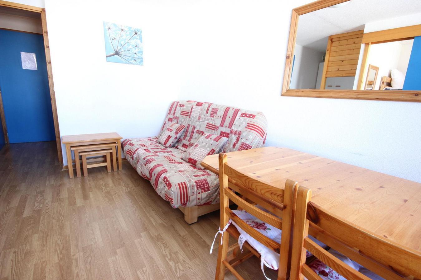 Location au ski Appartement 2 pièces 5 personnes (75) - Residence Le Cret De L'ours 1 - Peisey-Vallandry