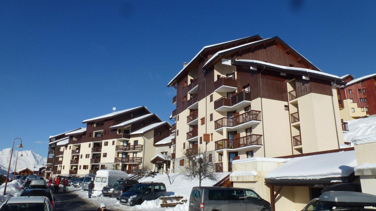 Residence Le Praz De L'ours 2