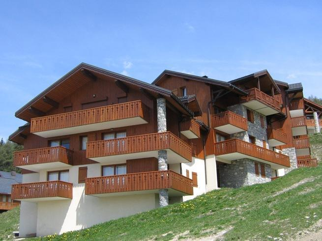 Rent in ski resort Residence Les Clarines - Peisey-Vallandry