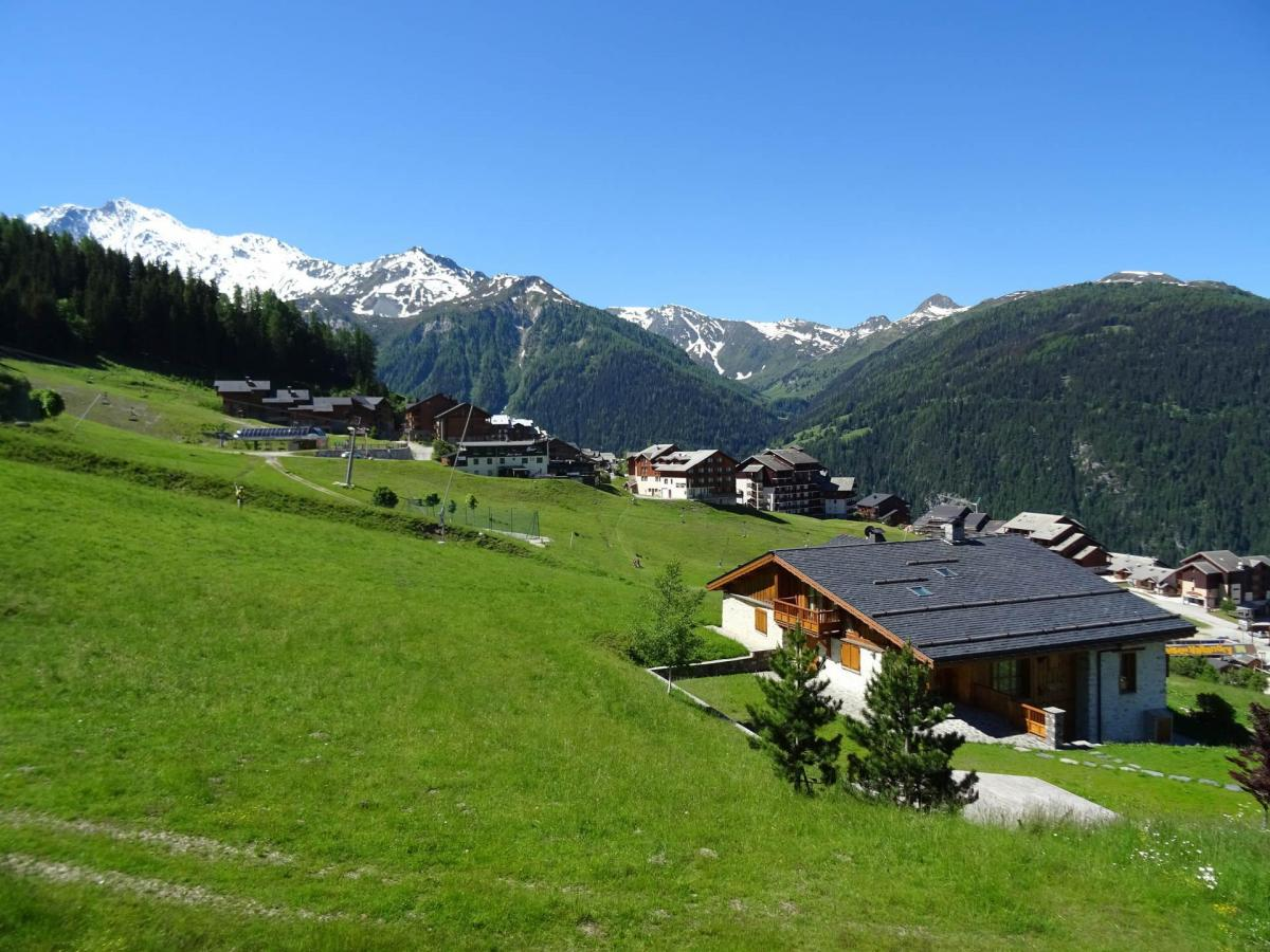 Rent in ski resort 3 room apartment 6 people - Residence Les Clarines - Peisey-Vallandry