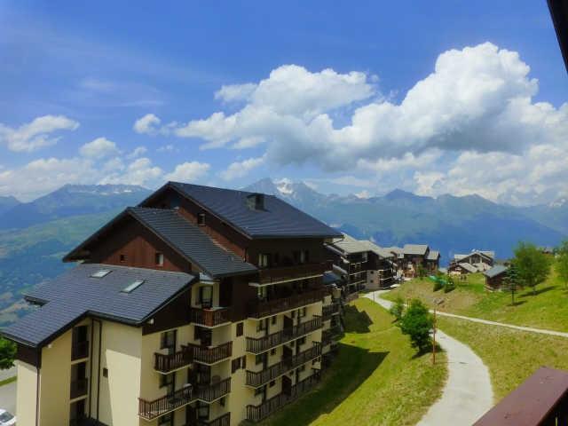 Location au ski Studio cabine 4 personnes (32) - Residence Les Michailles - Peisey-Vallandry