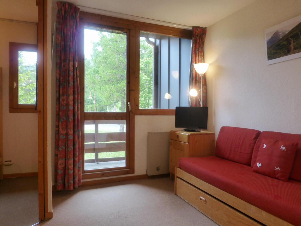 Location au ski Studio cabine 4 personnes (83) - Residence Les Michailles - Peisey-Vallandry