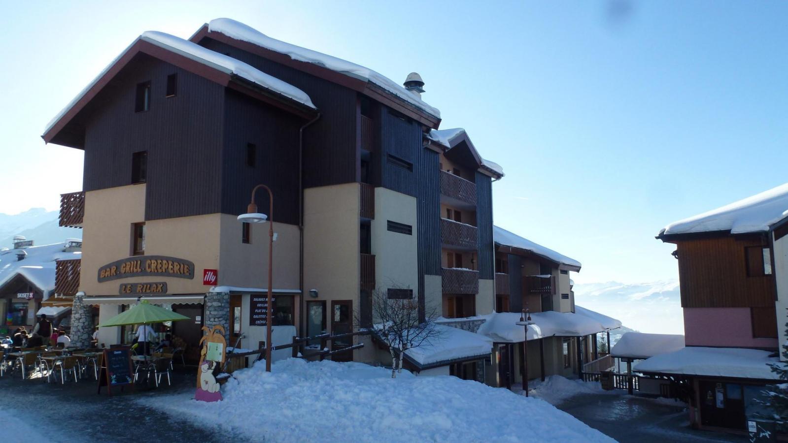 Ski en mars Residence Les Soldanelles