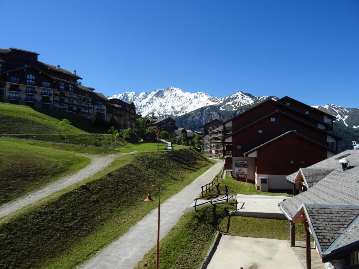 Location au ski Studio coin montagne 4 personnes (38) - Residence Les Soldanelles - Peisey-Vallandry