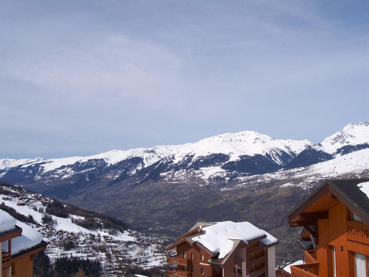 Location au ski Appartement 2 pièces coin montagne 7 personnes - Residence Petite Ourse A - Peisey-Vallandry