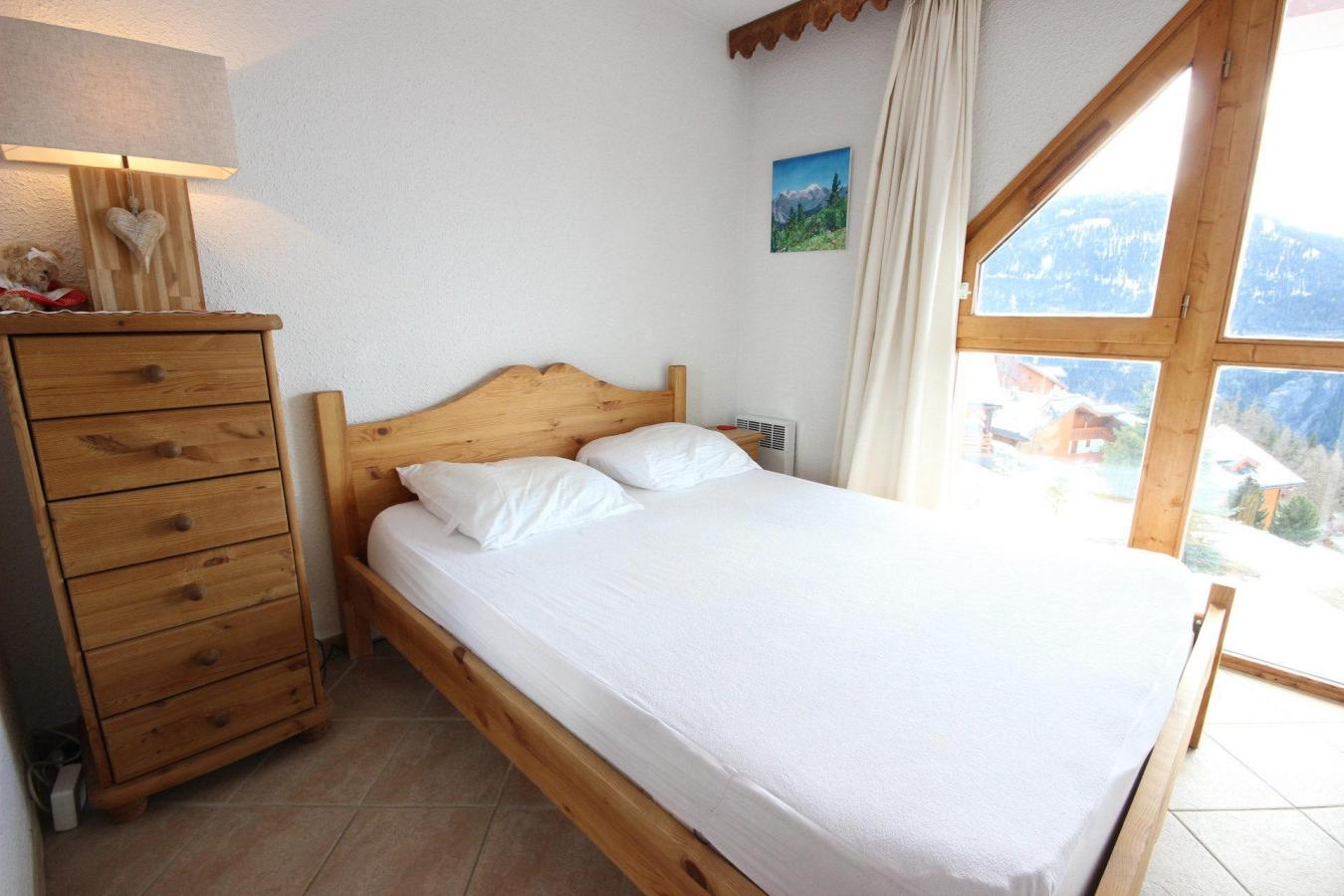 Location au ski Appartement 3 pièces cabine 7 personnes - Residence Petite Ourse A - Peisey-Vallandry