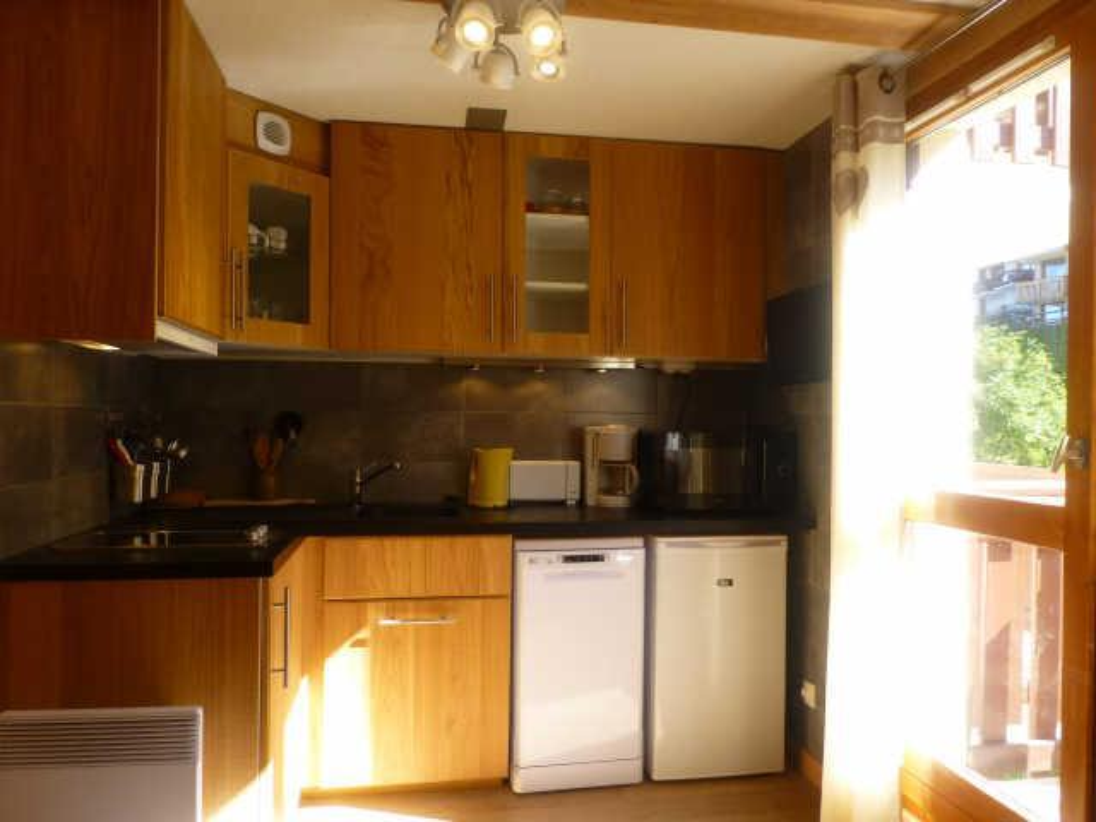 Location au ski Appartement 3 pièces coin montagne 6 personnes (99) - Residence Praz De L'ours B - Peisey-Vallandry