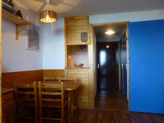 Location au ski Appartement 2 pièces 4 personnes (98) - Residence Praz De L'ours B - Peisey-Vallandry - Coin repas