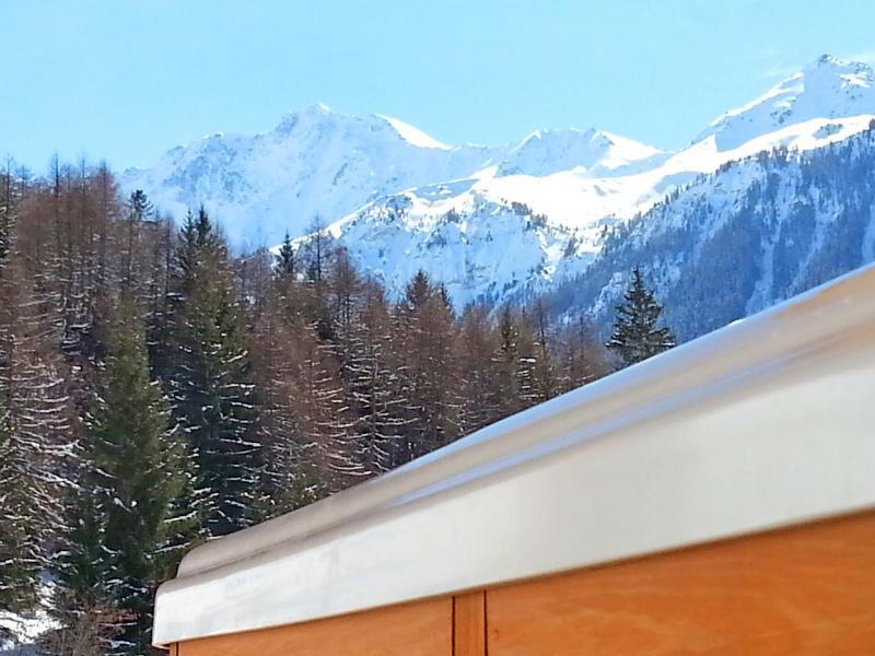 Location au ski Chalet Balcon du Paradis - Peisey-Vallandry - Extérieur hiver