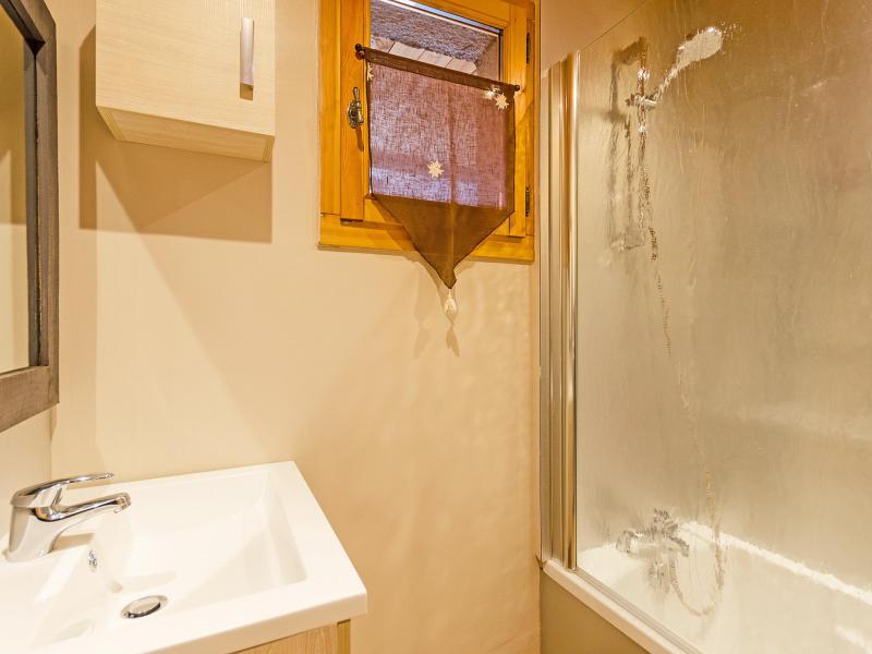 Rent in ski resort Chalet Balcon du Paradis - Peisey-Vallandry - Bathroom