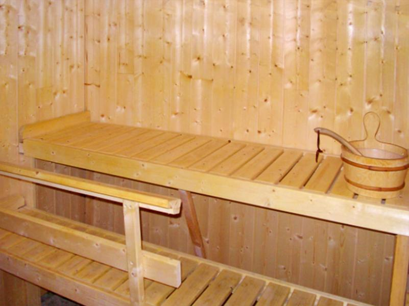 Location au ski Chalet Balcon du Paradis - Peisey-Vallandry - Sauna