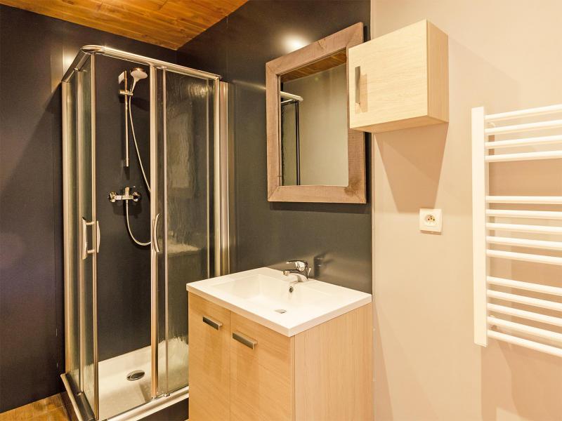 Rent in ski resort Chalet Balcon du Paradis - Peisey-Vallandry - Shower