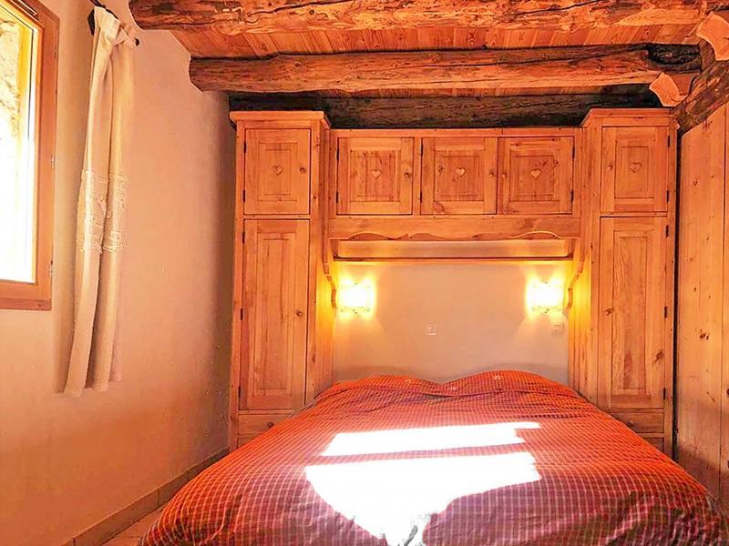 Location au ski Chalet Coeur du Paradis - Peisey-Vallandry - Chambre
