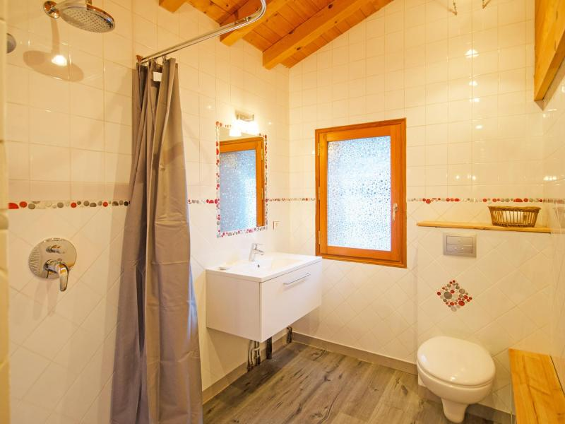 Location au ski Chalet d'Alfred - Peisey-Vallandry - Wc