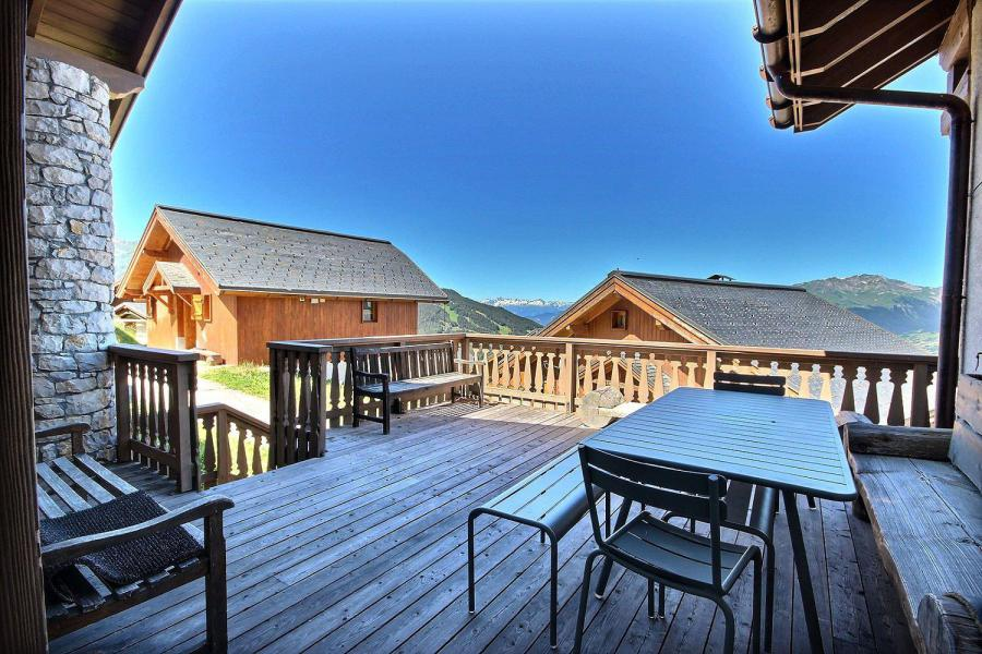Location au ski Chalet De Bellecote - Peisey-Vallandry