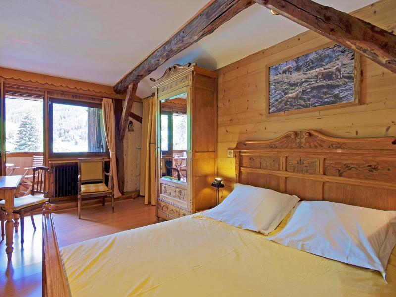 Location au ski Chalet de Claude - Peisey-Vallandry - Chambre