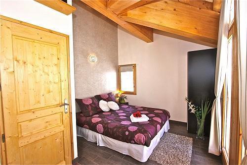 Location au ski Chalet Des Domaines De La Vanoise - Peisey-Vallandry - Chambre